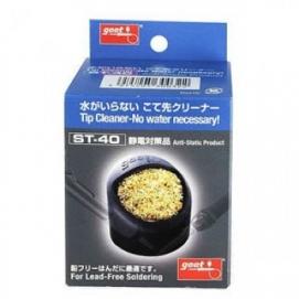 تمیز کننده نوک هویه GOOT ژاپنی (2 عددی)