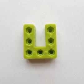 سازه پلاستیکی U شکل